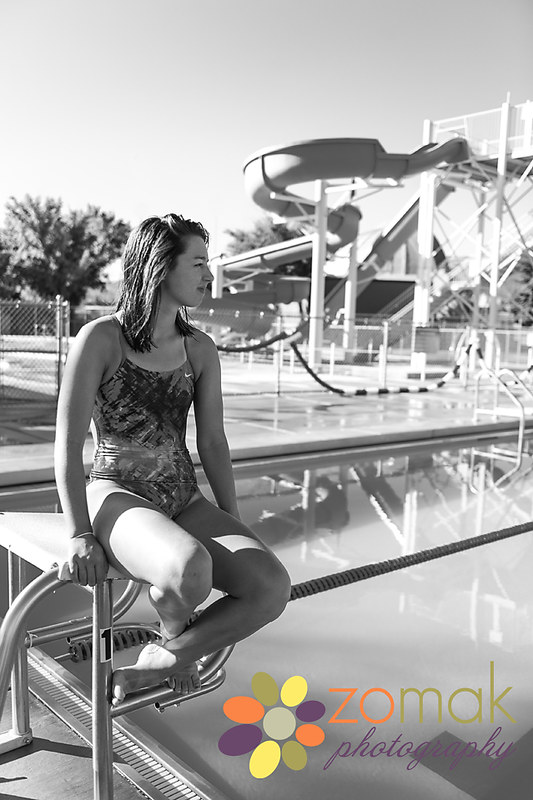 Addy: Class of 2015 pool session