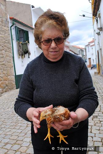 77 - провинция Португалии - маленькие города, посёлки, деревушки округа Каштелу Бранку