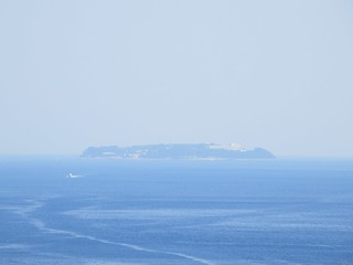 Hatsushima Island viewing spots taken from Atami Station Area