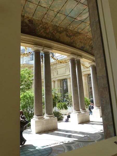colonnades petit palais