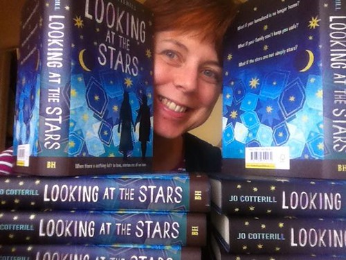 Jo Cotterill, Looking at the Stars
