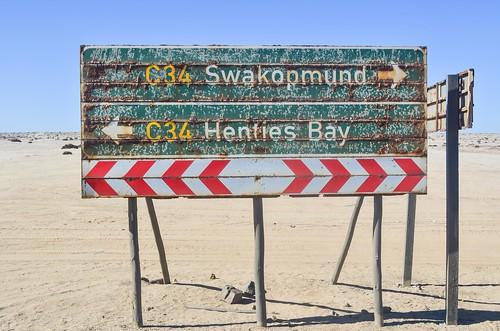 Swakopmund to Henties Bay, C34