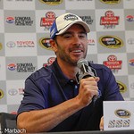 Jimmie Johnson Presser