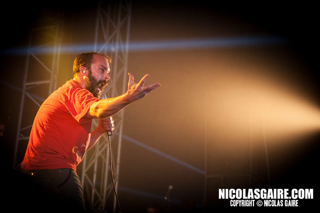 Clutch @ Hellfest , Clisson | 21.06.2014