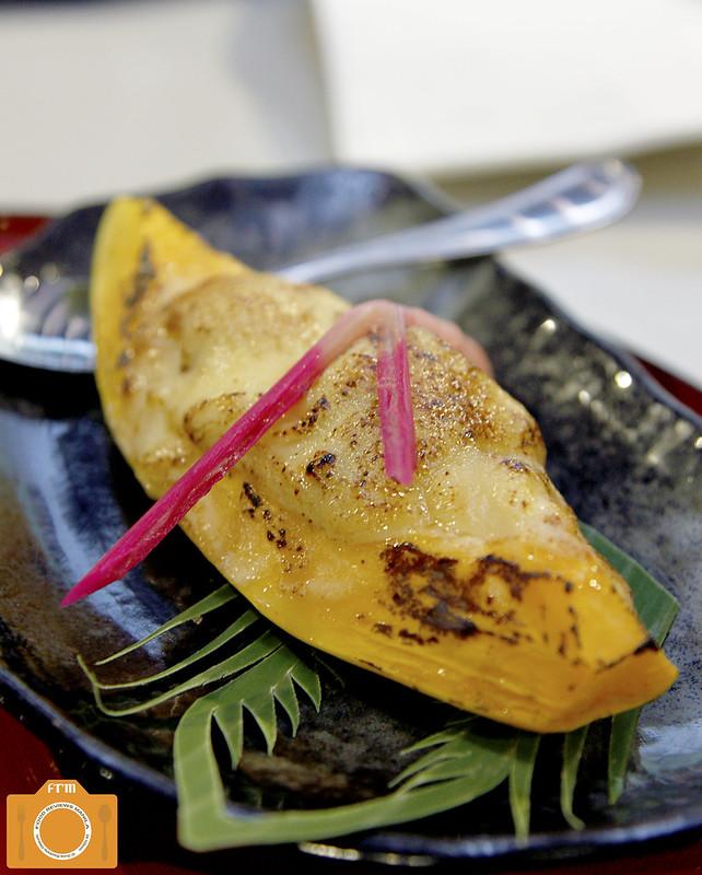 Yanagi Kaki Papaya Yaki