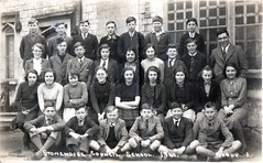 Stonehouse Council School 1941
