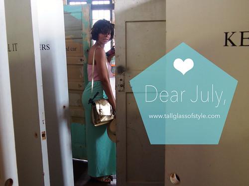 Dear July