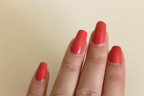 Collection Nail Polish - Tropical Pink