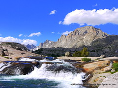 Fremont Peak Fishing-Wind River Range