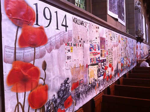 Marsden Remembers WW1