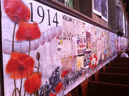 Marsden Remembers WW1