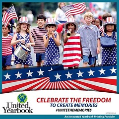@UnitedYearbook: How do you celebrate memories?  #usa #fourthofjuly #4thofJuly  #July4th  #holiday #4thofJuly  #unitethememories