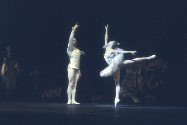 The Leningrad State Kirov Ballet (now Mariinsky Ballet)'s first British Performance at the Royal Opera House in June 1961 © ROH Collections/Roger Wood, 1961