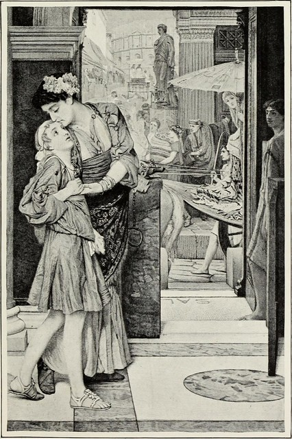 """Image from page 108 of """"Sir Lawrence Alma-Tadema, O.M., R.A."""" (1905)"""