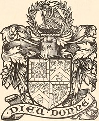 """Image from page 314 of """"Armorial families : a directory of gentlemen of coat-armour"""" (1905)"""