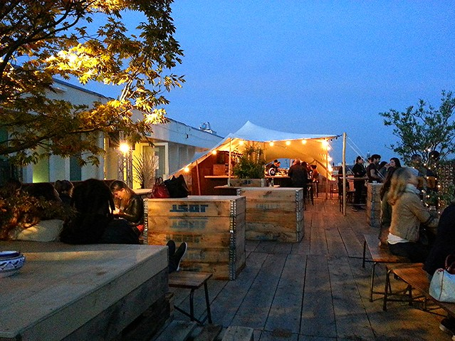 Le Perchoir Marais – Temporarily The Best Rooftop Terrace in Paris