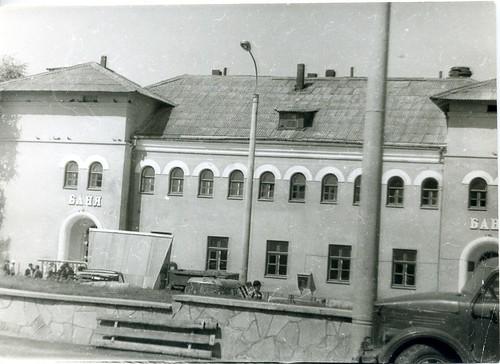 Фотоспогади_Міська баня біля центр. ринку м.Рівне, 80-ті роки