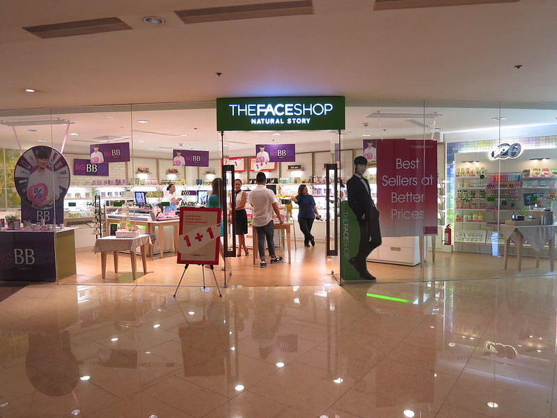 The Face Shop at Shangri-La Plaza