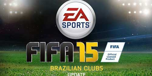 FIFA 15 will not have Brazilian Club Teams
