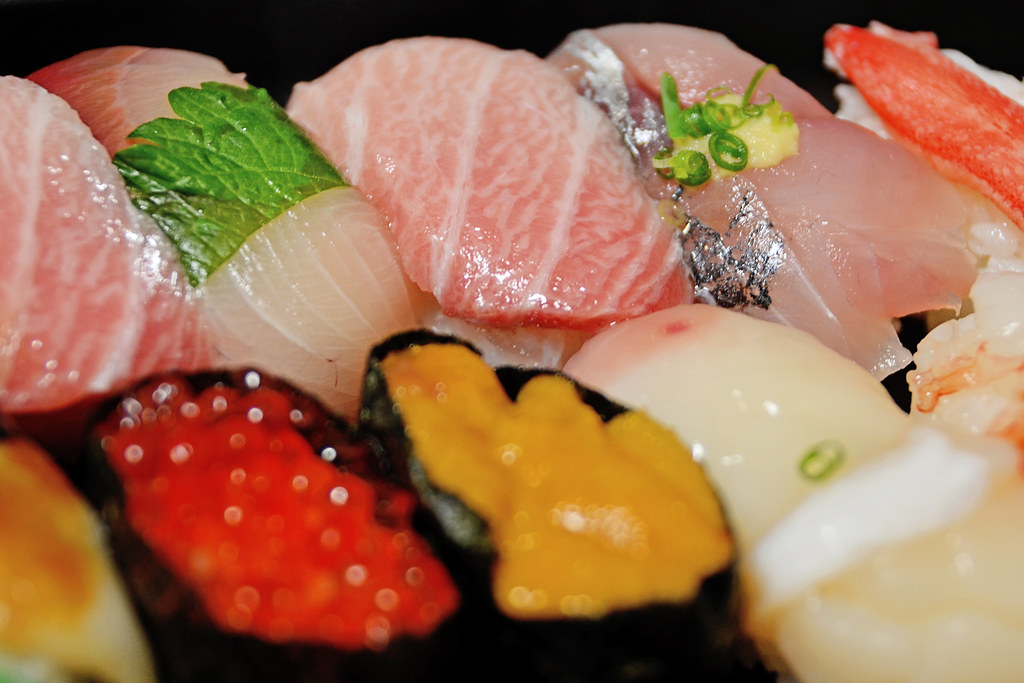 Sushi!!! / 鮨