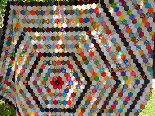 corner of hexagons july 2014