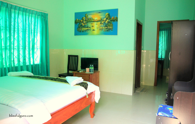 Angkor Tropical Resort Siem Reap Cambodia