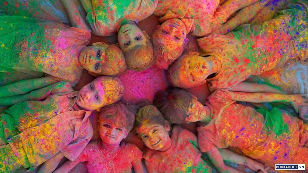 Holi (Festival of Colours), Hindu World 2