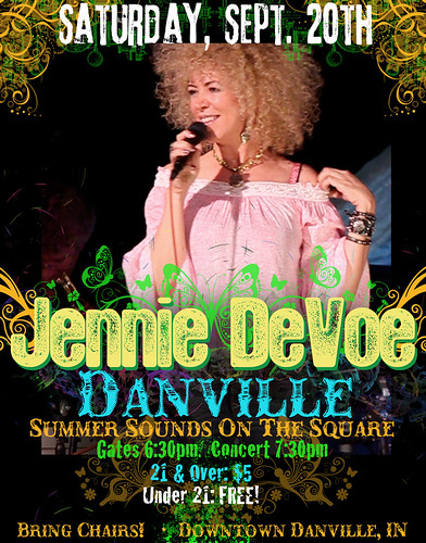 Danville Summer Sounds 2014