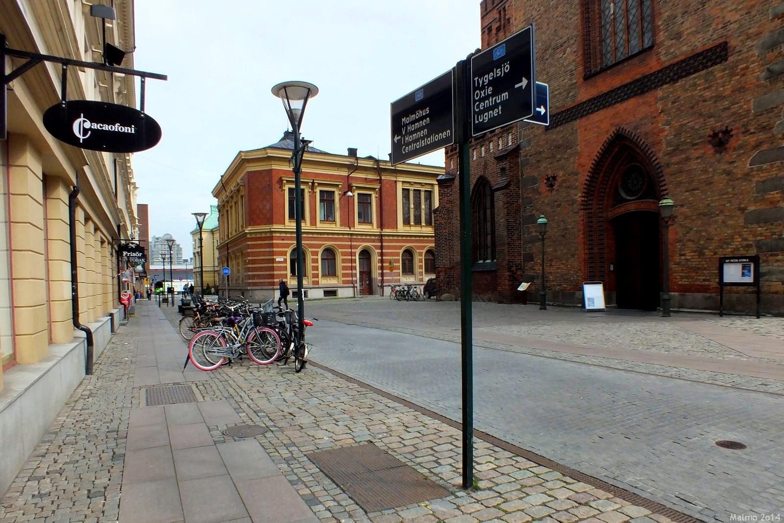 Göran Olsgatan, Malmö, Sverige