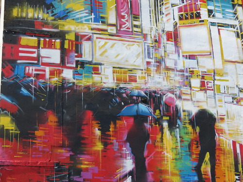 Dan Kitchener (DANK) in Bristol