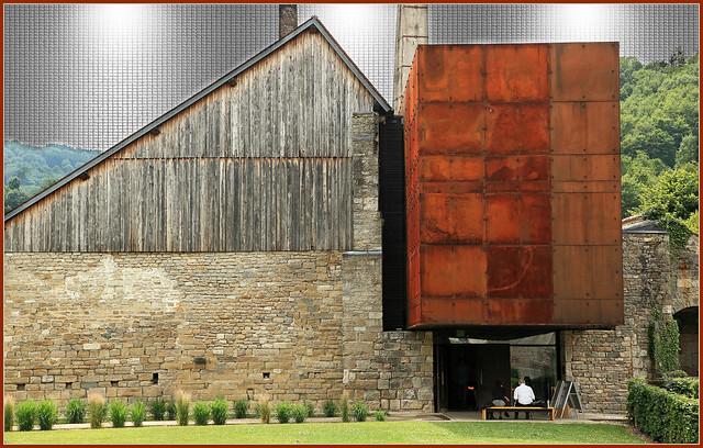 Musée du Sel, Salines de Salins-les-Bains, Jura, Franche-Comté, France