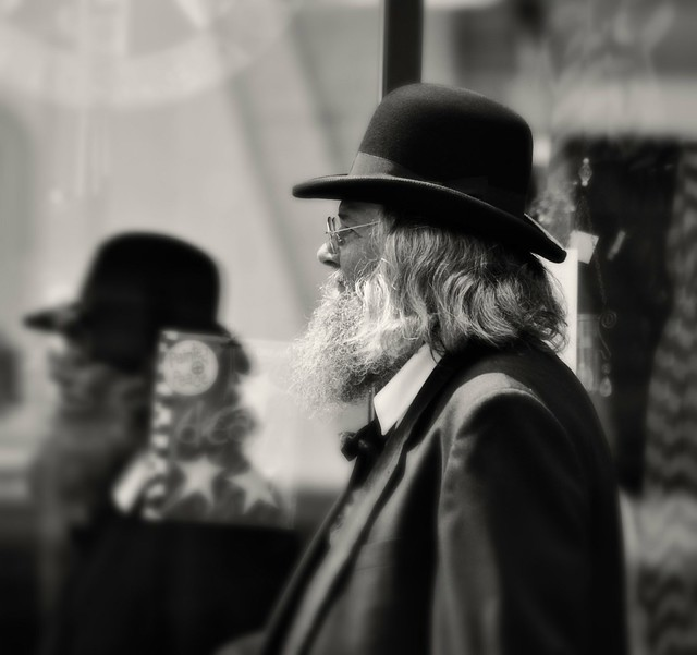 Man in a Bowler