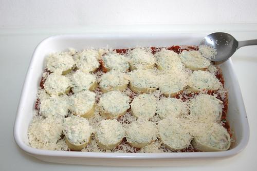 49 - Mit Parmesan bestreuen / Dredge with parmesan