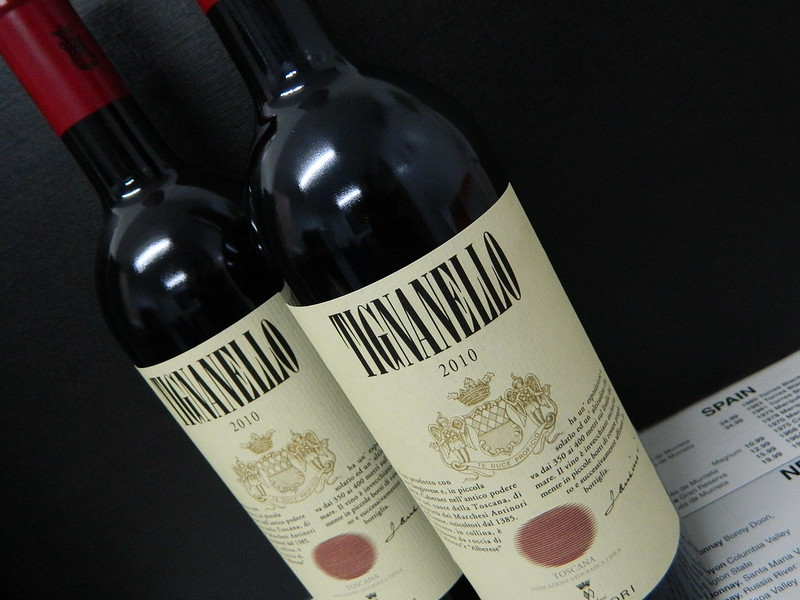 Antinori Tignanello 2010 - The Super Tuscan