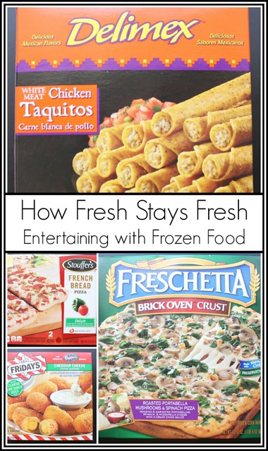 How Fresh Stays Fresh #ad