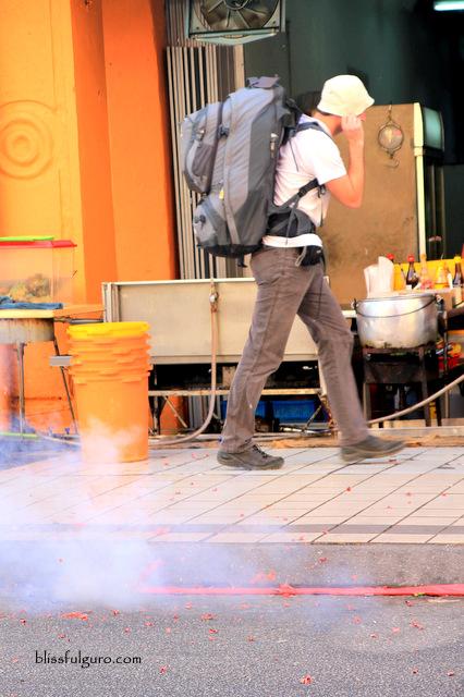 Kuala Lumpur Street Food Chinatown