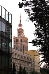 old(est) and newest Warsaw