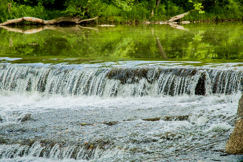 Cataract Falls State Recreation Area - July 20, 2014