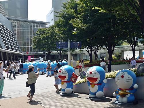 Doraemon Roppongi Hills