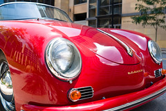 sports car(0.0), automobile(1.0), automotive exterior(1.0), porsche 356/1(1.0), wheel(1.0), vehicle(1.0), automotive design(1.0), porsche 356(1.0), porsche(1.0), antique car(1.0), vintage car(1.0), land vehicle(1.0),