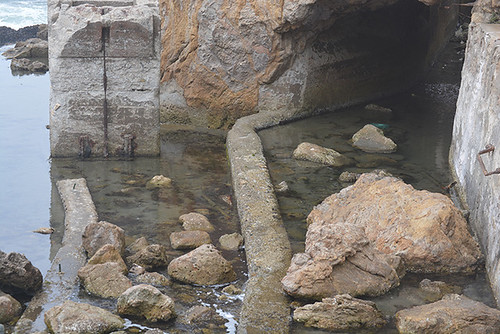 Sutro Baths detail