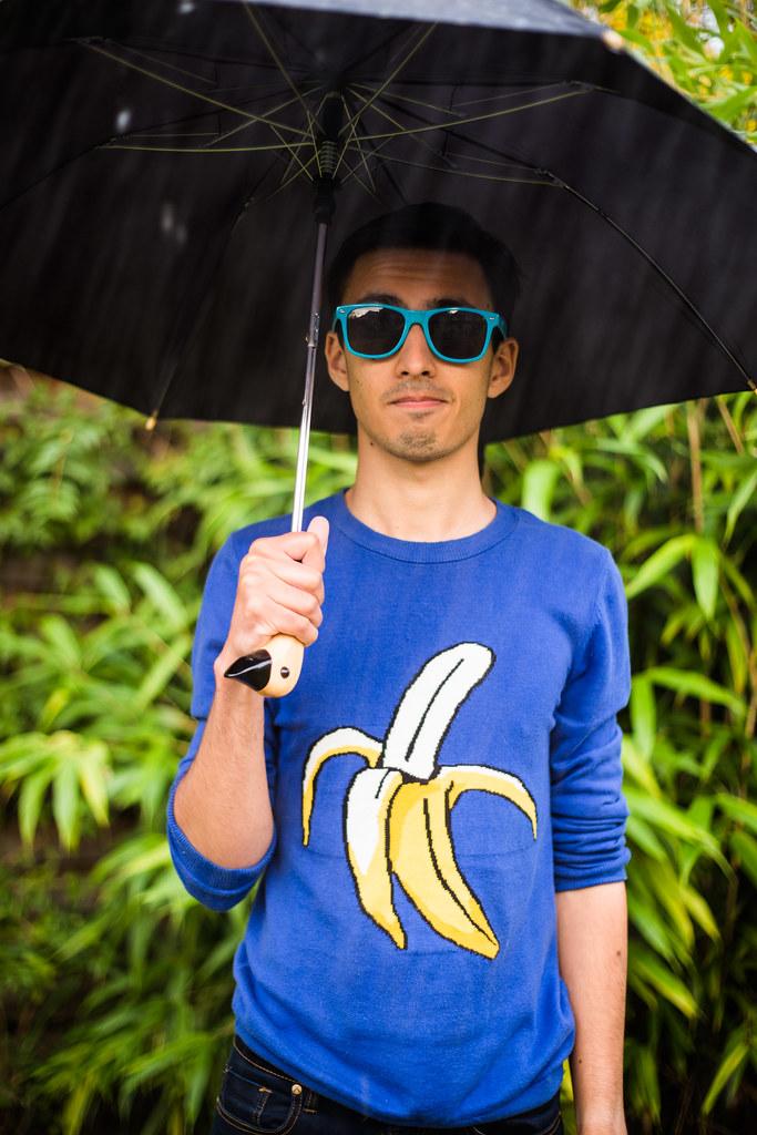 Topman banana jumper