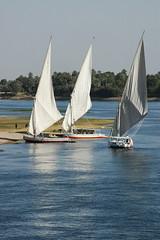 EGYPT - on the Nile