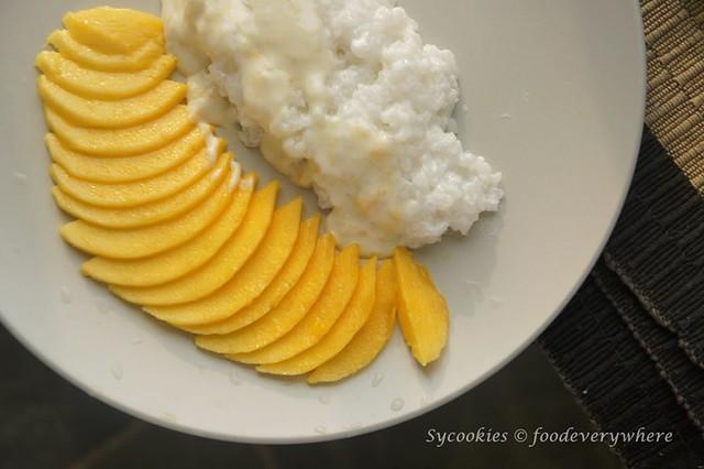 8. thai mango