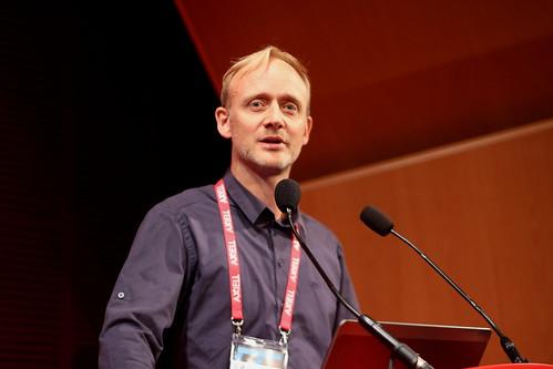 Kasper Heiberg Frandsen - IFLA 2014