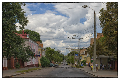 A Street in Chernigov