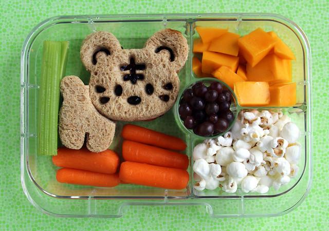 Preschooler Bento #694