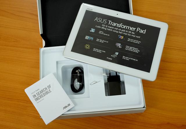 ASUS Transformer Pad TF103CG : Tablet lai với màn hình 10 inch - 30370