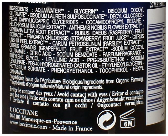 L'Occitane Очищающая Пенка для Умывания Иммортель