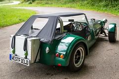 race car, automobile, lotus seven, vehicle, caterham 7 csr, antique car, classic car, vintage car, land vehicle,